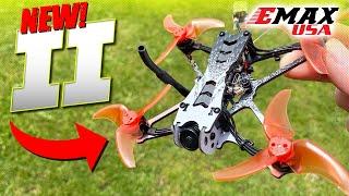 TAKE MY MONEY! - EMAX TINYHAWK II FREESTYLE Beginner Drone - REVIEW & FLIGHTS