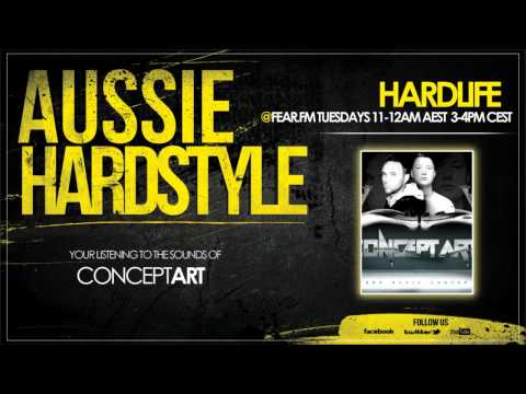 Week #37 - Concept Art on Fear.FM - Aussie Hardstyle Radio
