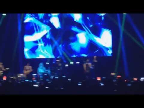 The Avril Lavigne tour live in Bangkok 2014 Full concert [Mashed up]