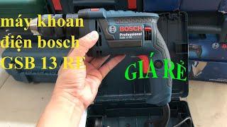 Máy khoan điện bosch GSB13RE giá 1tr2