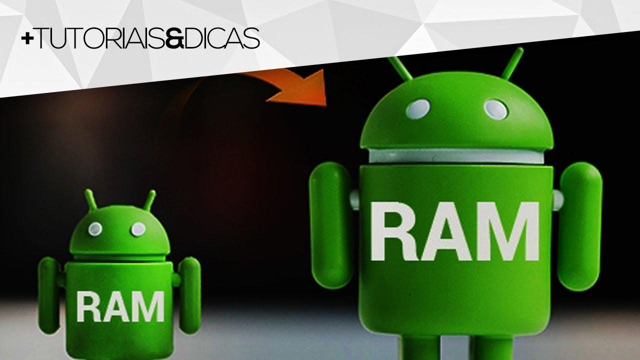 Truque Escondido Te Deixa Aumentar Memoria Ram No Android Youtube