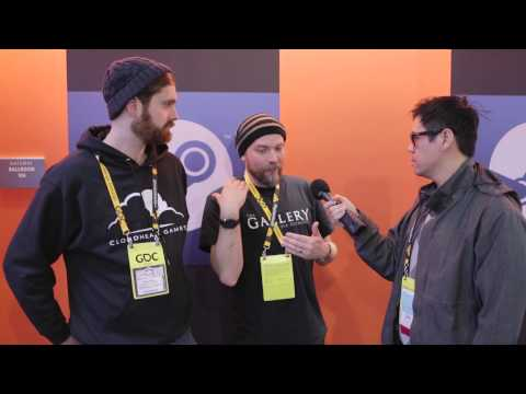 Developer CloudHead Games Talks Making The Gallery Six Elements VR Game For Valve (GDC 2015)
