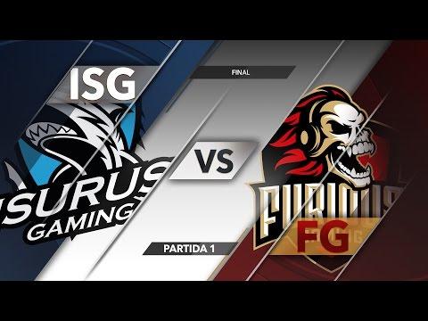 ISG vs FG - CLS Apertura 2017 Final P1
