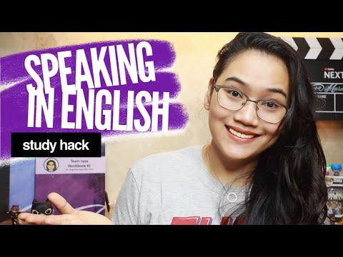 How To Speak English Fluently - 4 Tips Para Gumaling Mag-English   Study Hack