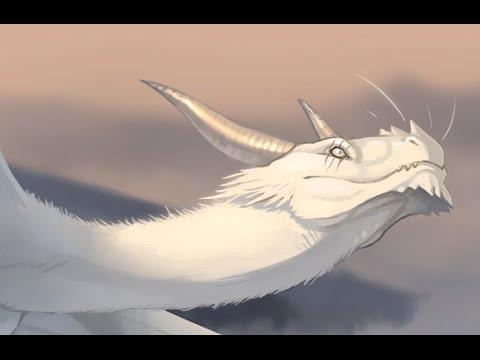 Dragon Painting (Blade) [GIMP & FireAlpaca] by Twarda8