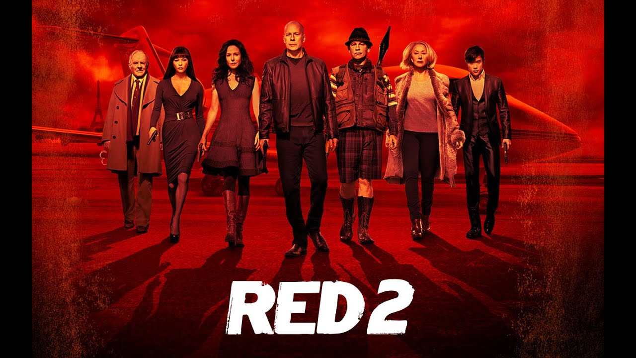 Download Red 2 #Tamil Dubbed (Action) #Movie