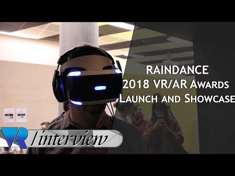 Raindance Film Festival 2018 VR/AR Awards Launch and Showcase