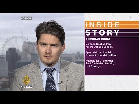Dr Andreas Krieg on AJ Inside Story: Terror in Iran amid the GCC Spat
