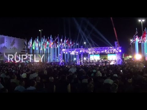 Syria: Damascus International Fair makes comeback after five years