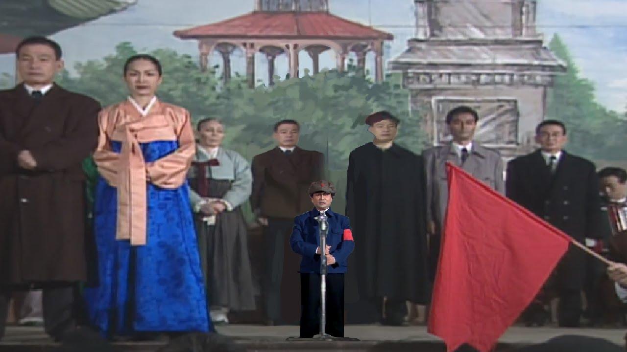 북한 동요대회에서 2등한 심영