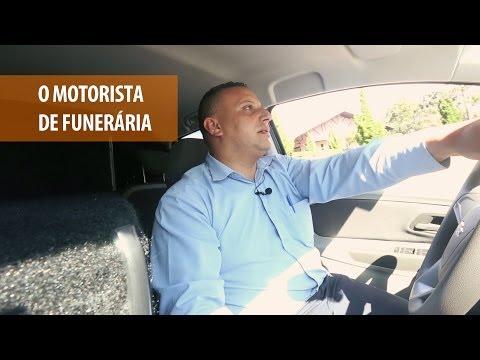 Conheça o dia a dia de motoristas funerários