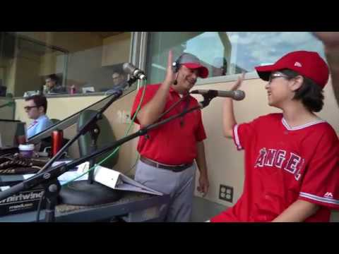 Surprising Caden - The Angels and SoCal Honda Dealers