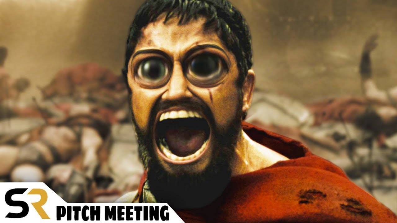 Download 300 Pitch Meeting