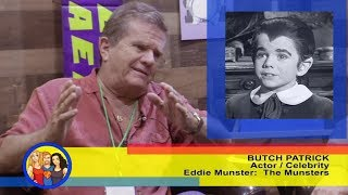 54 Years of Munsters and Memories! An Interview with Butch Patrick on the Hangin With Web Show