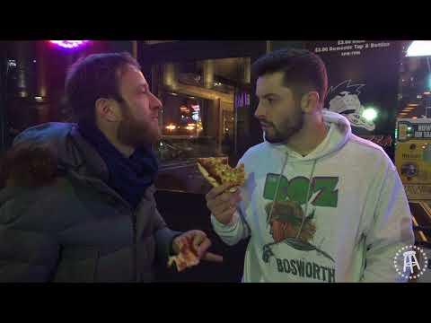 Barstool Pizza review - Dulono