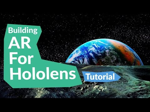 Tutorial: Building AR for Hololens (NO HEADSET REQUIRED!)