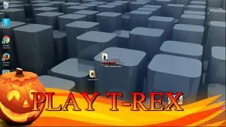 t rex game play