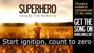 Superhero - Tim McMorris [Lyrics]