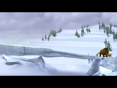 Doba ledová 1, Ice Age 1 trailer