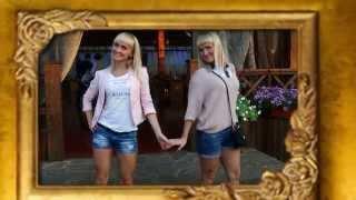 Презентация для сестры-близняшки из фото и видео(buntova.blogspot.ru Видео поздравления на заказ по всей России. У Анечкиной сестрёнки была свадьба. Нужно было сдела..., 2015-10-22T12:57:02.000Z)