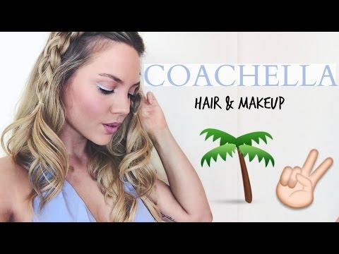 FESTIVAL Hair & Makeup 2017    Elanna Pecherle