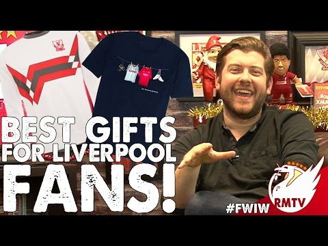 Best Gifts For Liverpool Fans! #FWIW