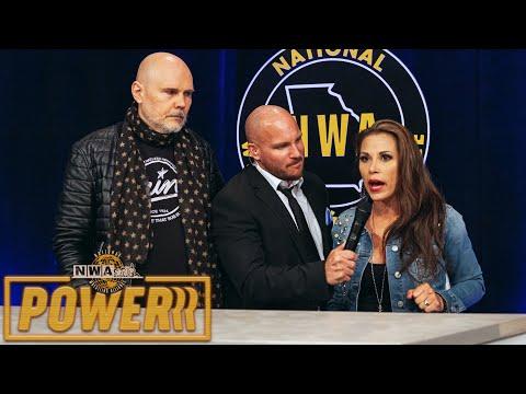 Mickie James Arrives | NWA Powerrr S5E1