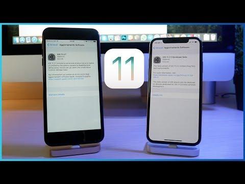 iOS 11.2.1 e iOS 11.2.5 Beta: TUTTE le novità!