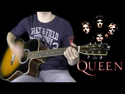 Crazy little thing called love - Queen FULL guitar cover HQ/HD