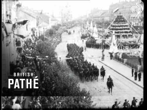 Serbian Royal Family Wedding - Long Version (1922)