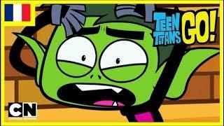 Teen Titans Go ! En français | Le président génie