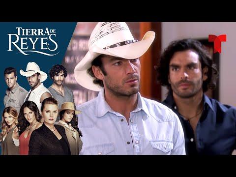 Tierra De Reyes | Capítulo 145 | Telemundo Novelas