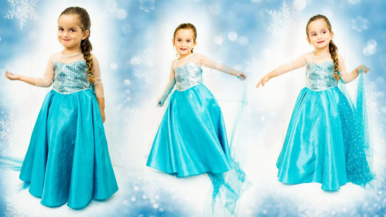 Diy Costura Vestido Elsa Frozen Vestido Inspirado Dress Elsa Frozen