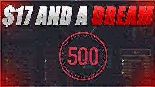 csgo 500 betting 17 and a dream cs go gambling