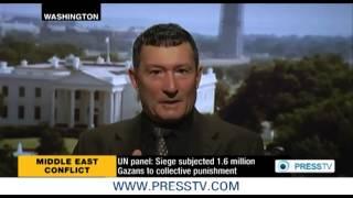 Israel treats Gazans as sub humans  Ken O'Keefe thumbnail