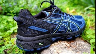 aSIC Gel Venture 6 Review