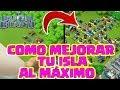 COMO MEJORAR TU ISLA AL MÁXIMO   BOOM BEACH   [El Chicha]