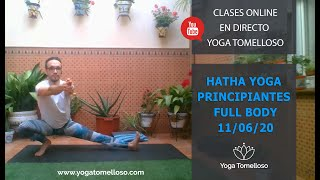 HATHA YOGA PRINCIPIANTES  I FULL BODY