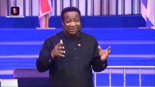 IN TIMES LIKE THIS: Femi Emmanuel speaks on the importance of church in this Corona Virus Pandemic