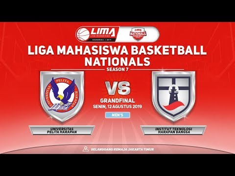 Grand Final Men's : UPH VS ITHB LIMA Basketball Season 7