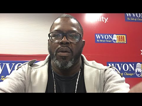 Watch The WVON Morning Show...Latinos Take Over Malcolm X