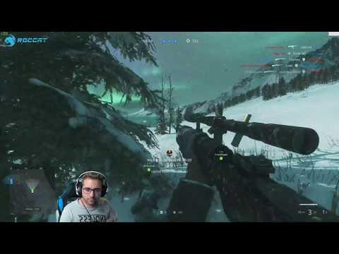 Battlefield V Atacando con Valentia +100 Kills por Partida y Me roban los tanques thumbnail