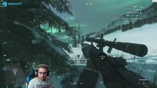Battlefield V Atacando con Valentia +100 Kills por Partida y Me roban los tanques
