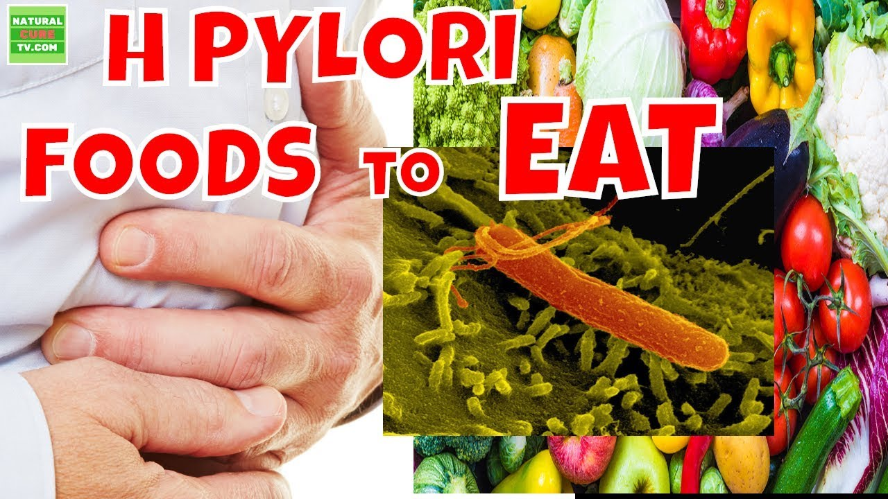 Helicobacter Pylori Diet: Foods to Eat and Foods to Avoid