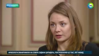 Актриса Карина Разумовская: в современном театре много испытаний