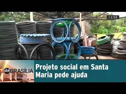 Projeto social em Santa Maria pede ajuda