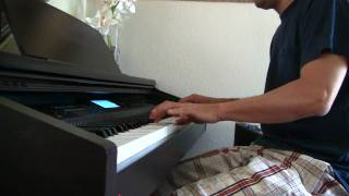 Shayne Ward - Stand By Me (Piano)