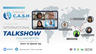 INTERNATIONAL TALKSHOW COLLABORATION