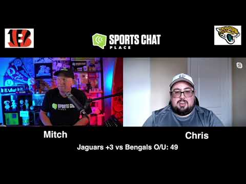 Jacksonville Jaguars at Cincinnati Bengals Sunday 10/4/20 - NFL Picks & Predictions Week 4