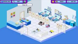 Webkinz Doctors Office/Hospital Room